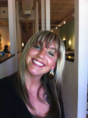 Kristen Shelton Ligon  Posh Salon 104